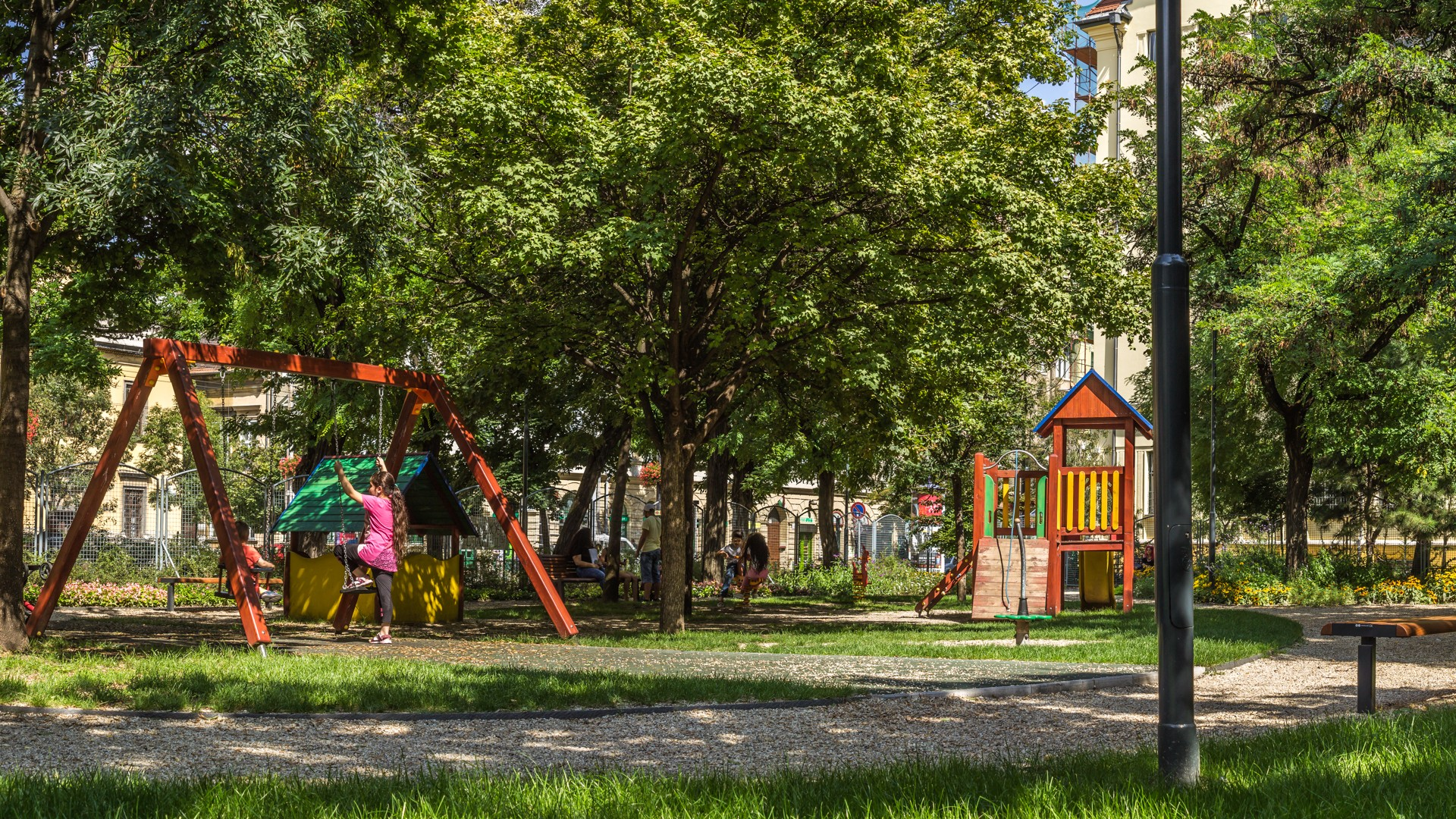 Horváth Mihály téri játszótér