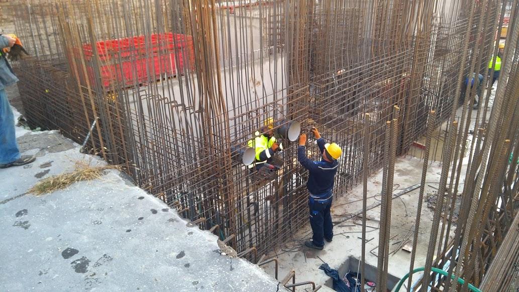 Marone House építkezés 2019. november