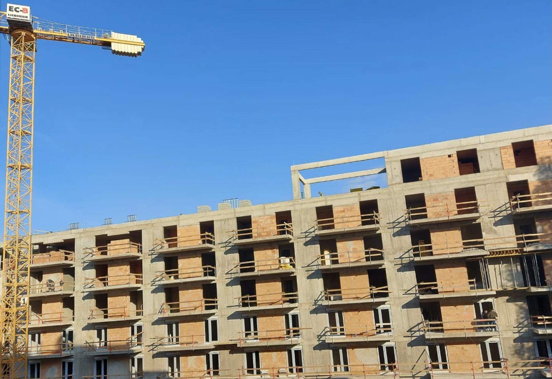 Marone House építkezés 2020 november